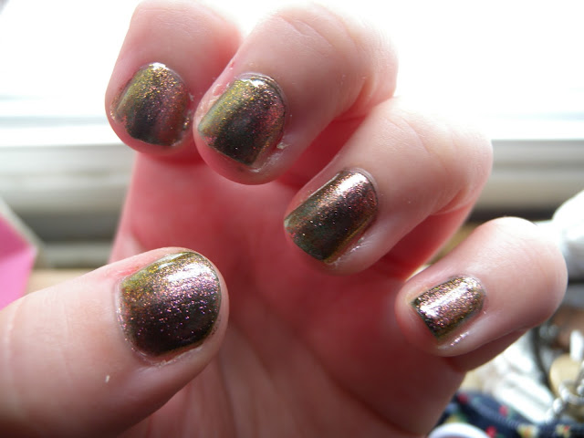 Orly Cosmic FX in Space Cadet