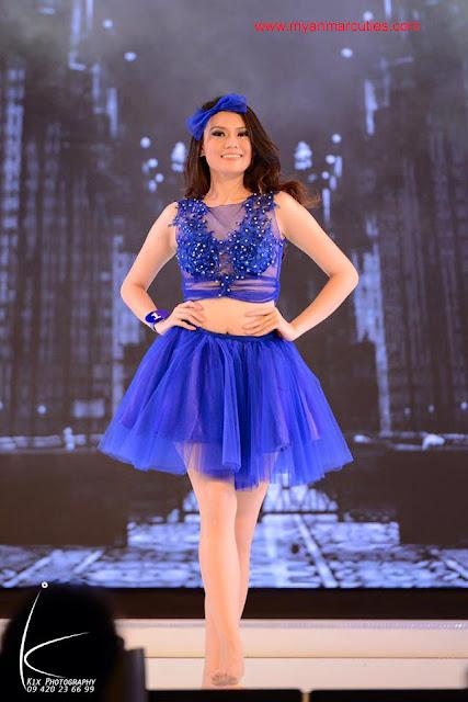 2015 Miss Myanmar World- Khin Yadanar Thein Myint