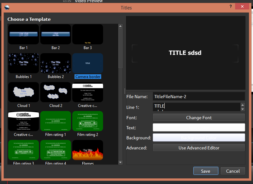 Video Editor Comparison : OpenShot Video Editor VS Lightworks