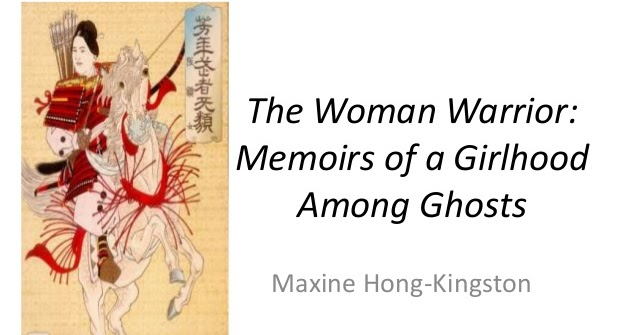 a review of the myths and memoirs in maxine hong kingstons the woman warrior The woman warrior has 20,504 ratings and 1,188 review maxine hong kingston grew up in two worlds the woman warrior: memoirs of a girlhood among ghosts.