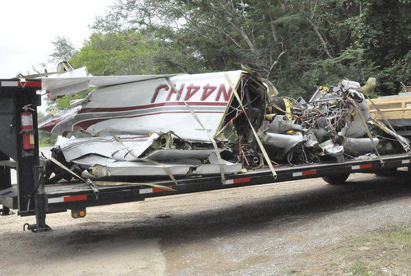 Kathryn's Report: Piper PA-23-250, N44HJ: Fatal accident