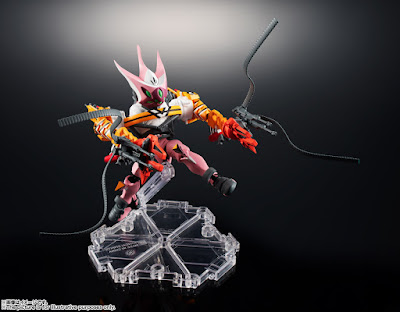 Figuras: Nuevo NXEDGE STYLE de Rebuild of Evangelion - Tamashii Nations
