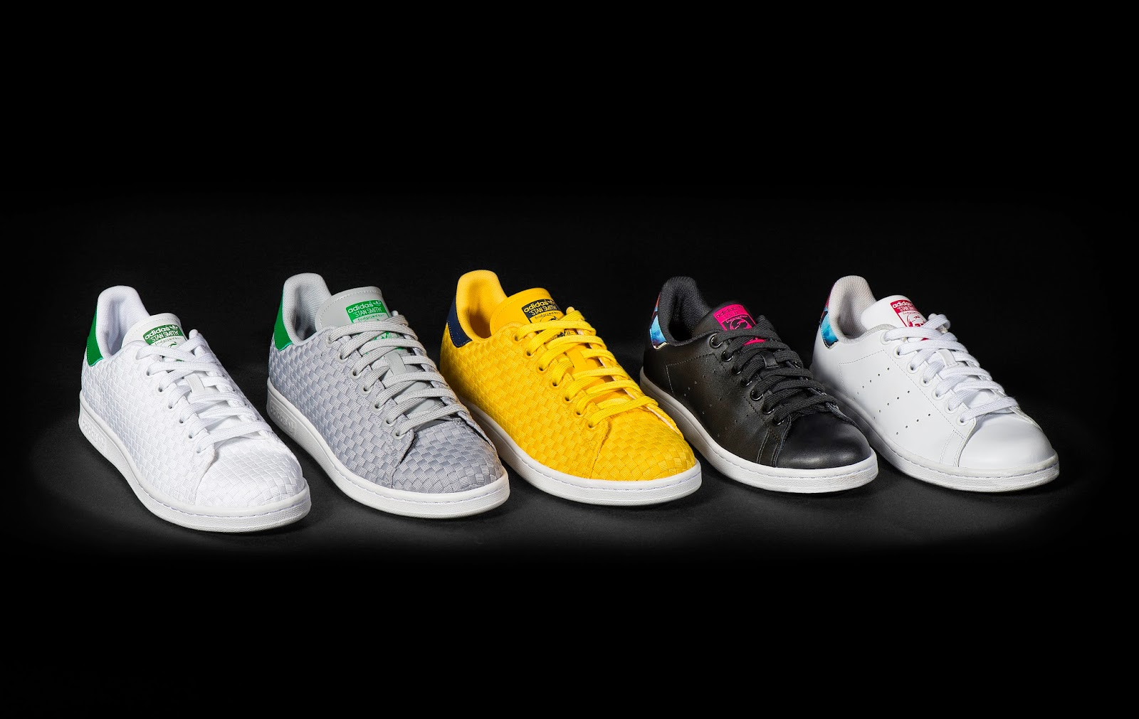 FOOT LOCKER BRINGT EXCLUSIVE SNEAKERS WITH BIG PERSONALITIES - STAN SMITH DAY