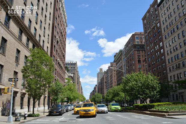 Barrios de Manhattan upper east side