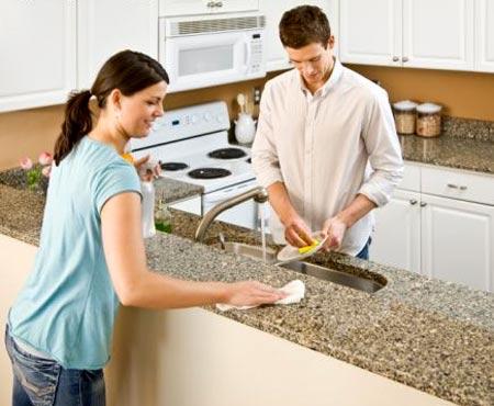 Limpieza de la casa - Que hacer en pareja en casa ...