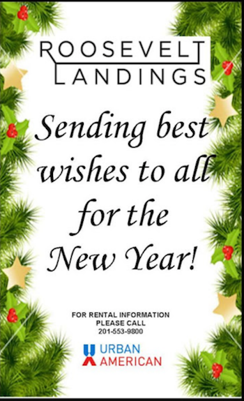 Sending Best Wishes To All For The New Year