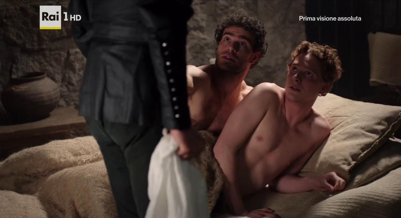 Actor Porno Armando Del Toro shirtless men on the blog: ben starr & richard madden