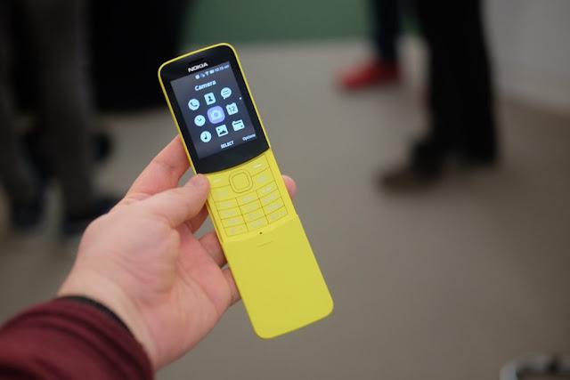 Nokia 8110 4G Özellikleri ve Fiyatı