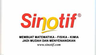Lowongan Kerja PT Sinotif Indonesia