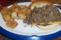 Buffalo Wild Deer Burger recipe, venison recipe, wild game Venison Recipes