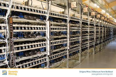 شرح Genesis Mining لتعدين البيتكوين و استراتيجية الربح منها