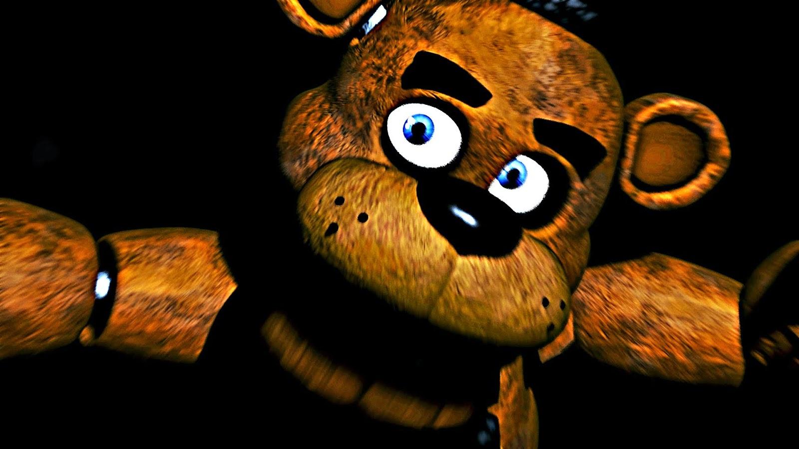 لعبة الرعب 5 ليالي في فريدي