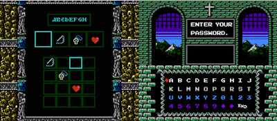 Os Passwords mais indecifráveis dos jogos 8 e 16 bits das antigas!