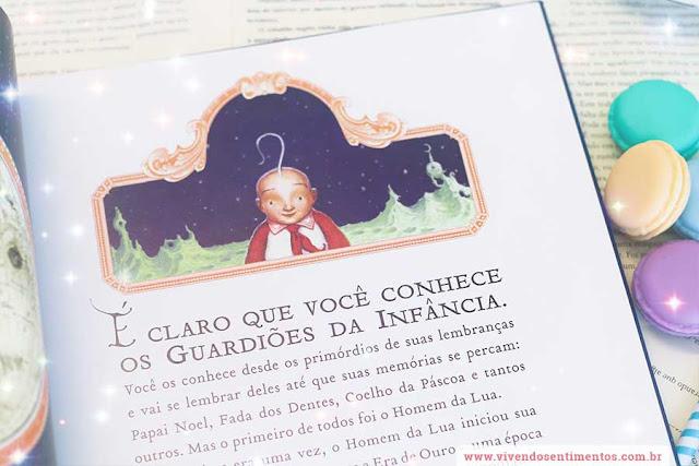 O Homem da Lua - Os Guardiões da Infância livro 1 - William Joyce
