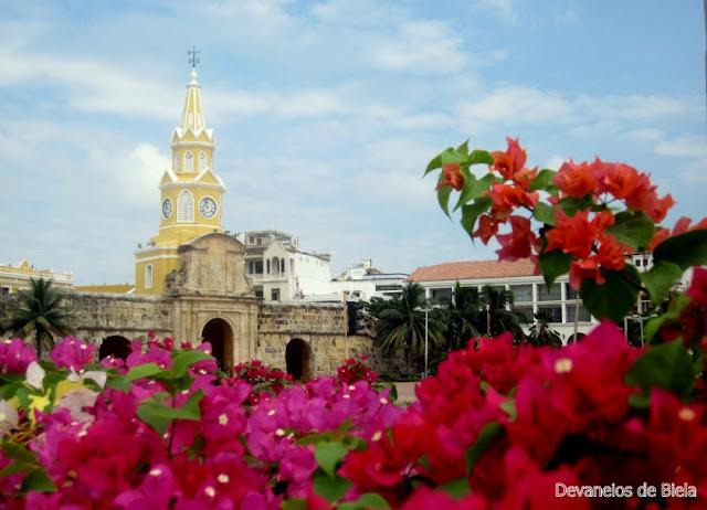 Imagens de Cartagena na Primavera