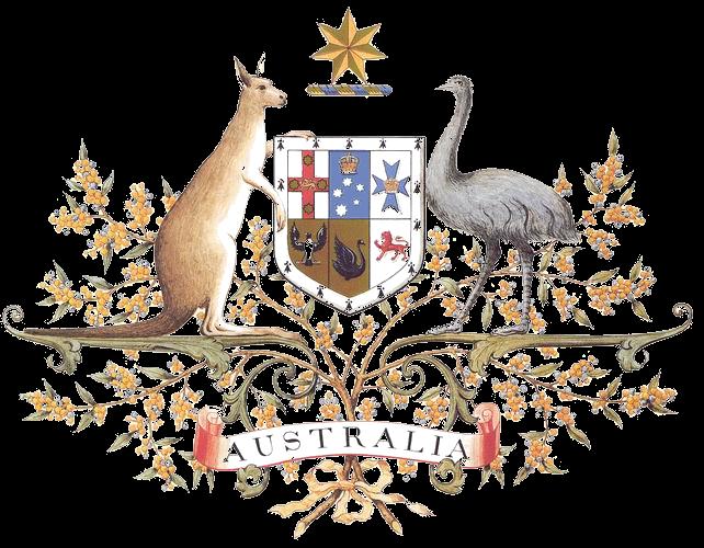 Австралия герб