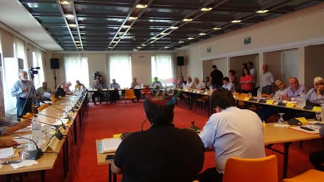 Συνεδριάζει το Περιφερειακό Συμβούλιο Πελοποννήσου στις 10 Ιουλίου 2017
