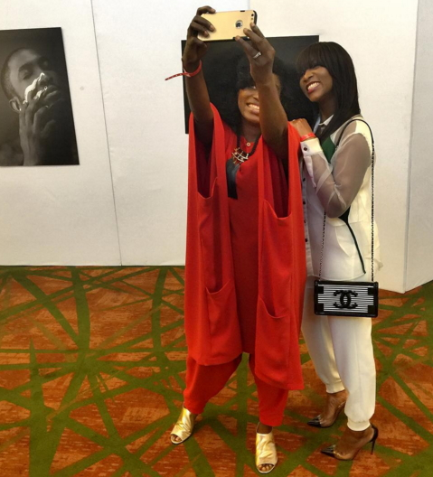 nollywood stars llam3 concert lagos