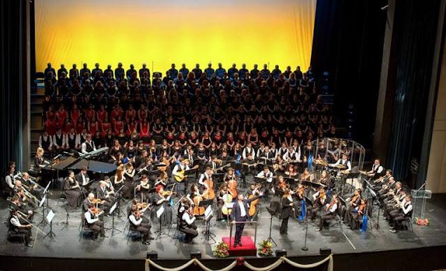 """""""Η Καρδιά του Παιδιού"""" χτυπάει με Συμφωνική Ορχήστρα Νέων Ελλάδος στο Ναύπλιο"""