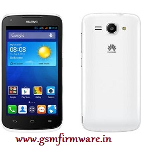 Huawei Y520-u22 MT6572 4.4.2 Stock Rom; Official firmware file