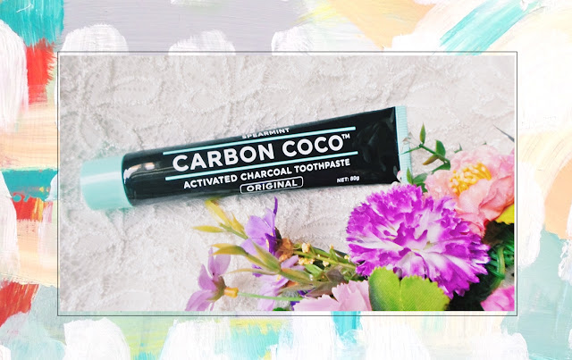 CarbonCoco Teeth Whitening Review
