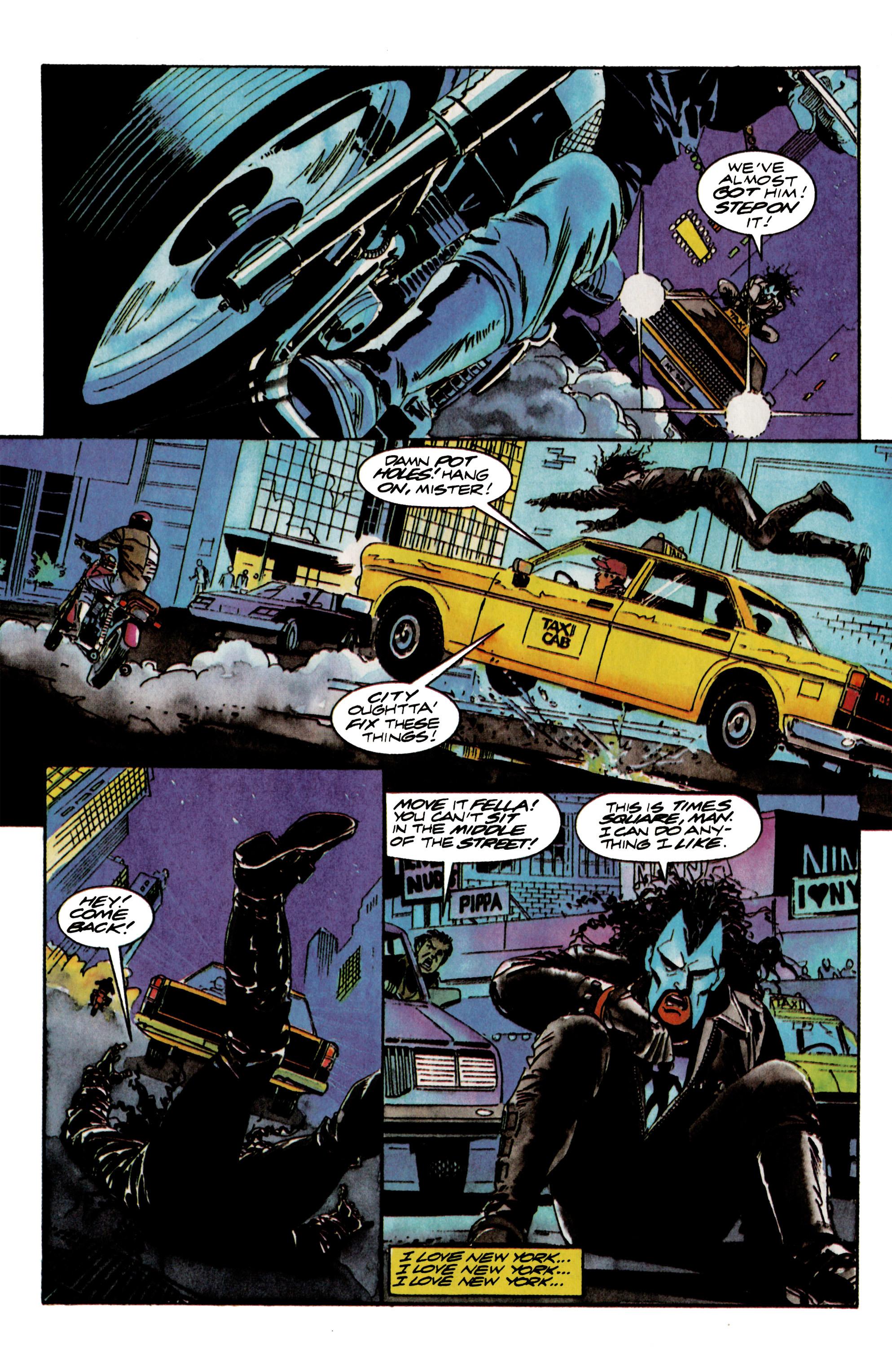 Read online Shadowman (1992) comic -  Issue #16 - 12