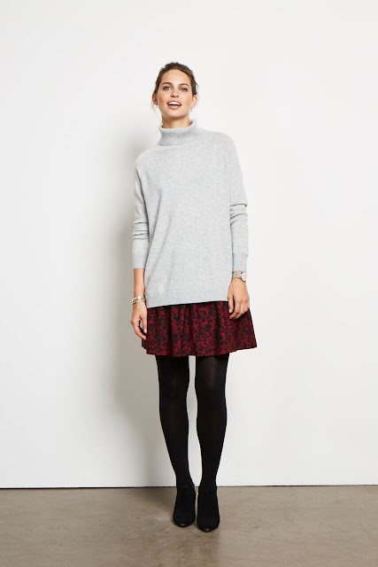 Hush Homewear francesca skirt