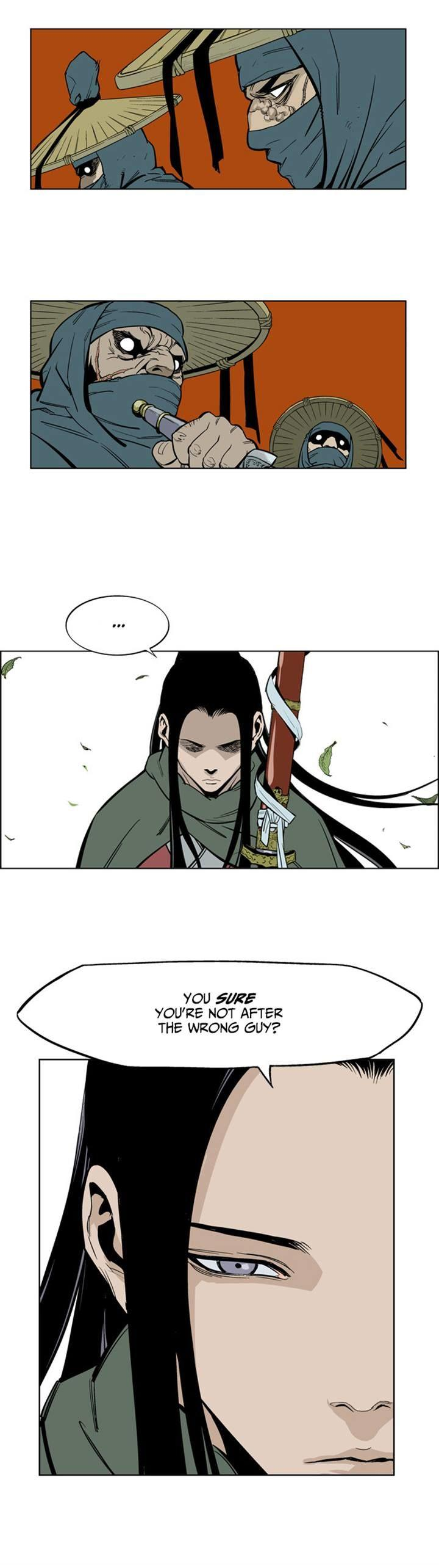 Gosu (The Master) - Chapter 12