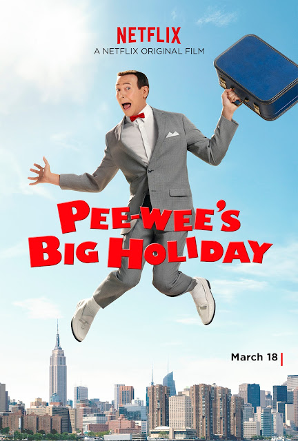 Pee-wee's Big Holiday (2016) tainies online oipeirates