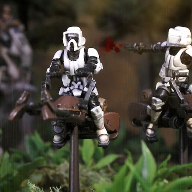 Star Wars Legion Speeder Bikes Wallpaper Engine