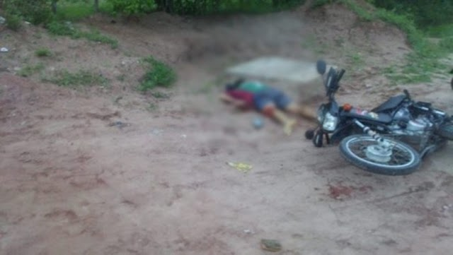 agricultor é assassinado durante a manhã em área rural da região de Cajazeiras