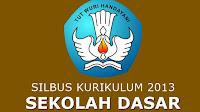Silabus Kurikulum 2013 Kelas 1,2,3,4,5 dan 6 SD/MI Tahun 2018