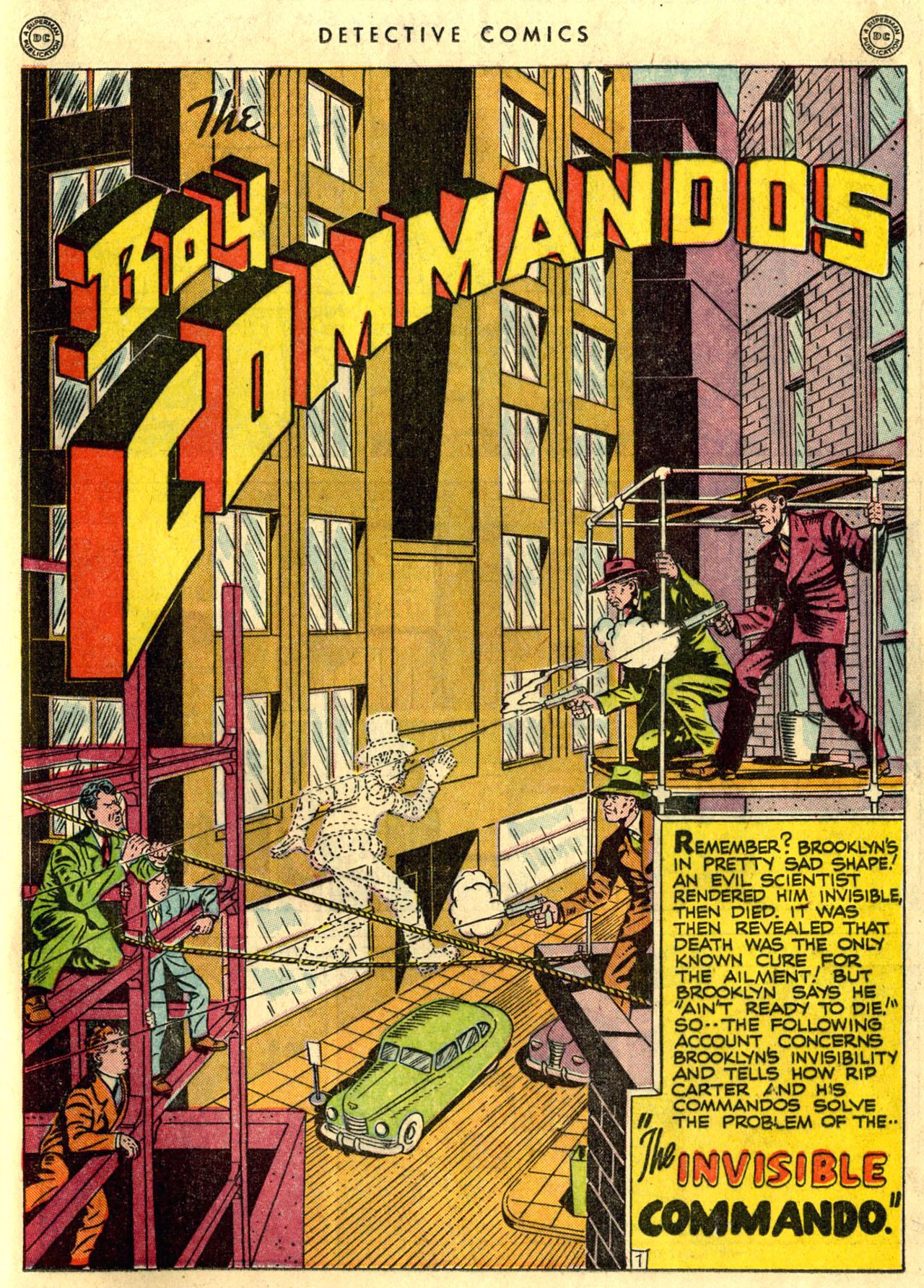 Read online Detective Comics (1937) comic -  Issue #118 - 37