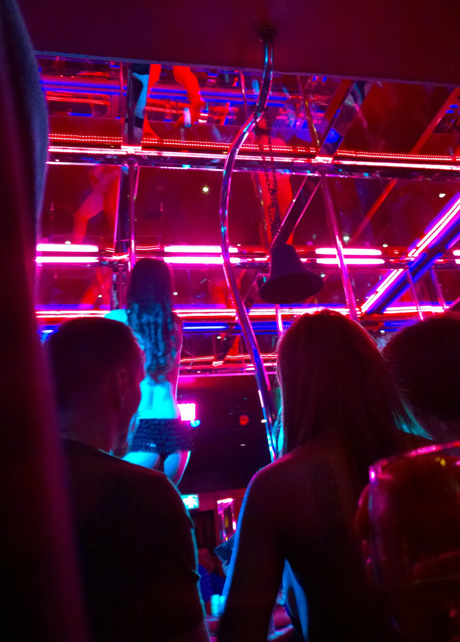 Baccara Full Nude Gogo Bar Bangkok Jakarta100bars