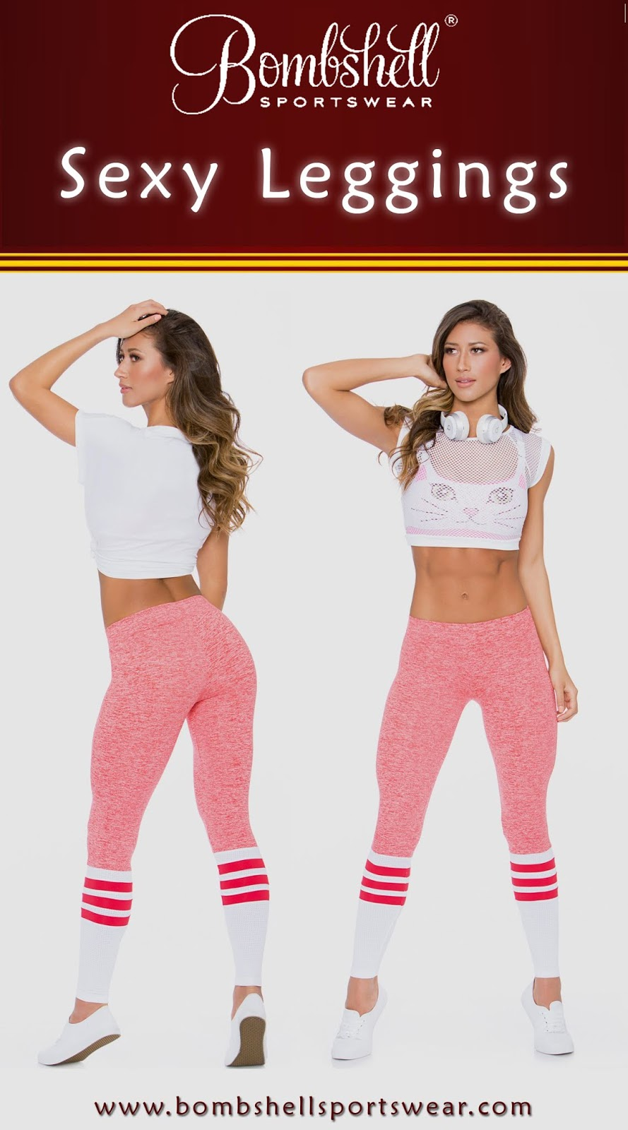 1356b5a278d2e Buy low price, high-quality Sexy Leggings from Bombshell Sportswear in the  USA. Girls always want to look sexy among their friends.