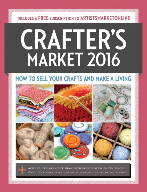 Book review giveaway crafter 39 s market 2016 the for Crafts for selling at market