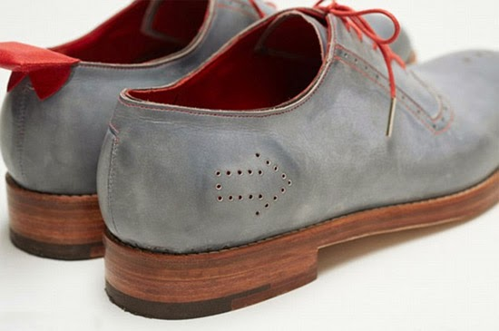 calçado com gps