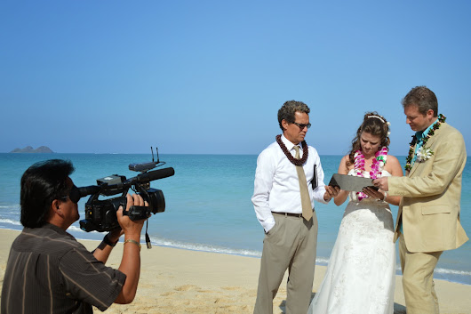 HONOLULU WEDDING VIDEO