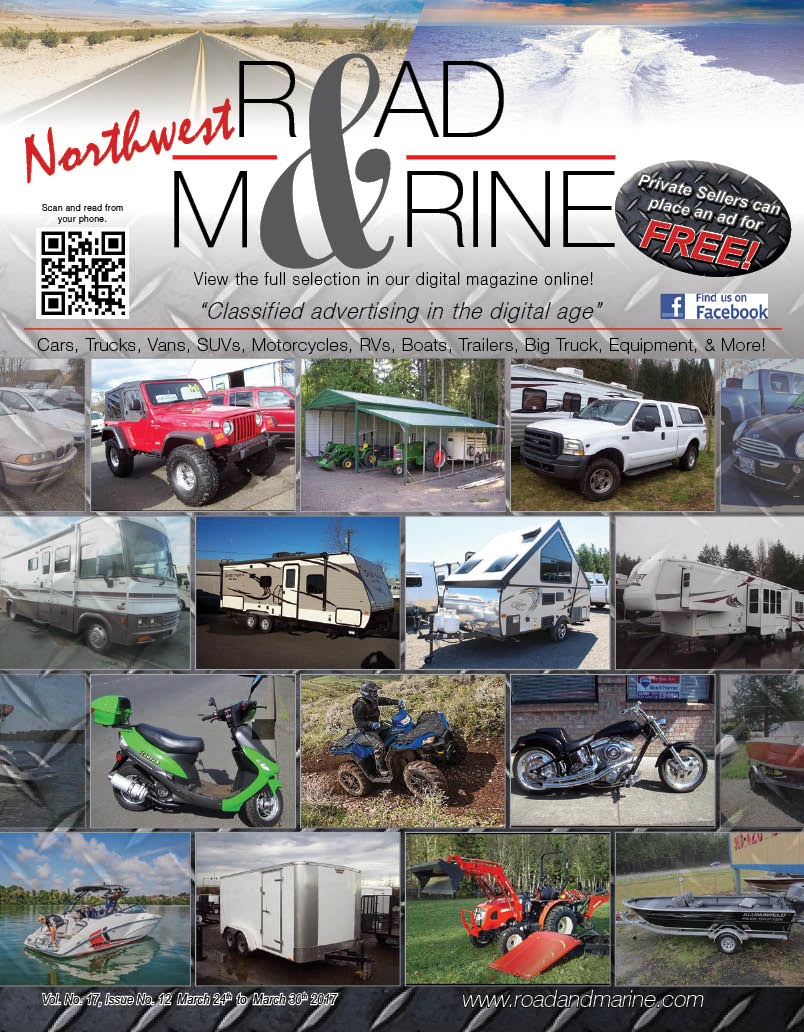 NW Road & Marine Digital Magazine!!