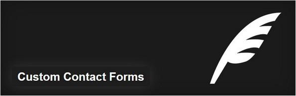 Custom Contact Forms plugins