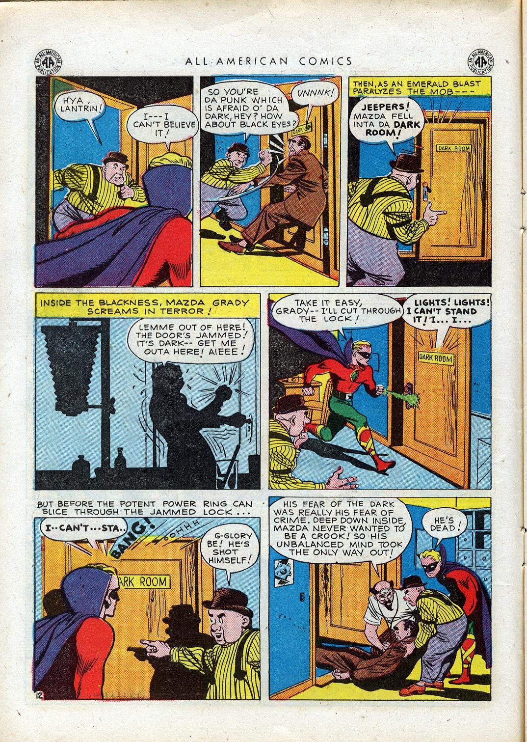 Read online All-American Comics (1939) comic -  Issue #64 - 15