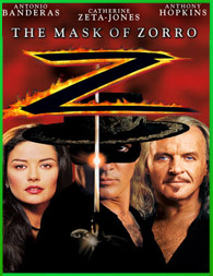 La leyenda del Zorro   3gp/Mp4/DVDRip Latino HD Mega