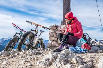 Mountainbikerouten Dolomiten