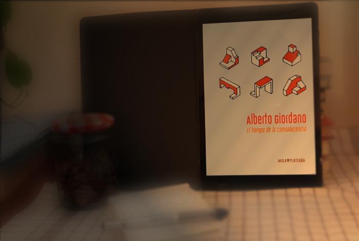 Reseña de «El tiempo de la convalecencia» de Alberto Giordano (Kriller 71)
