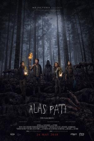 Film Alas Pati: Hutan Mati Bioskop