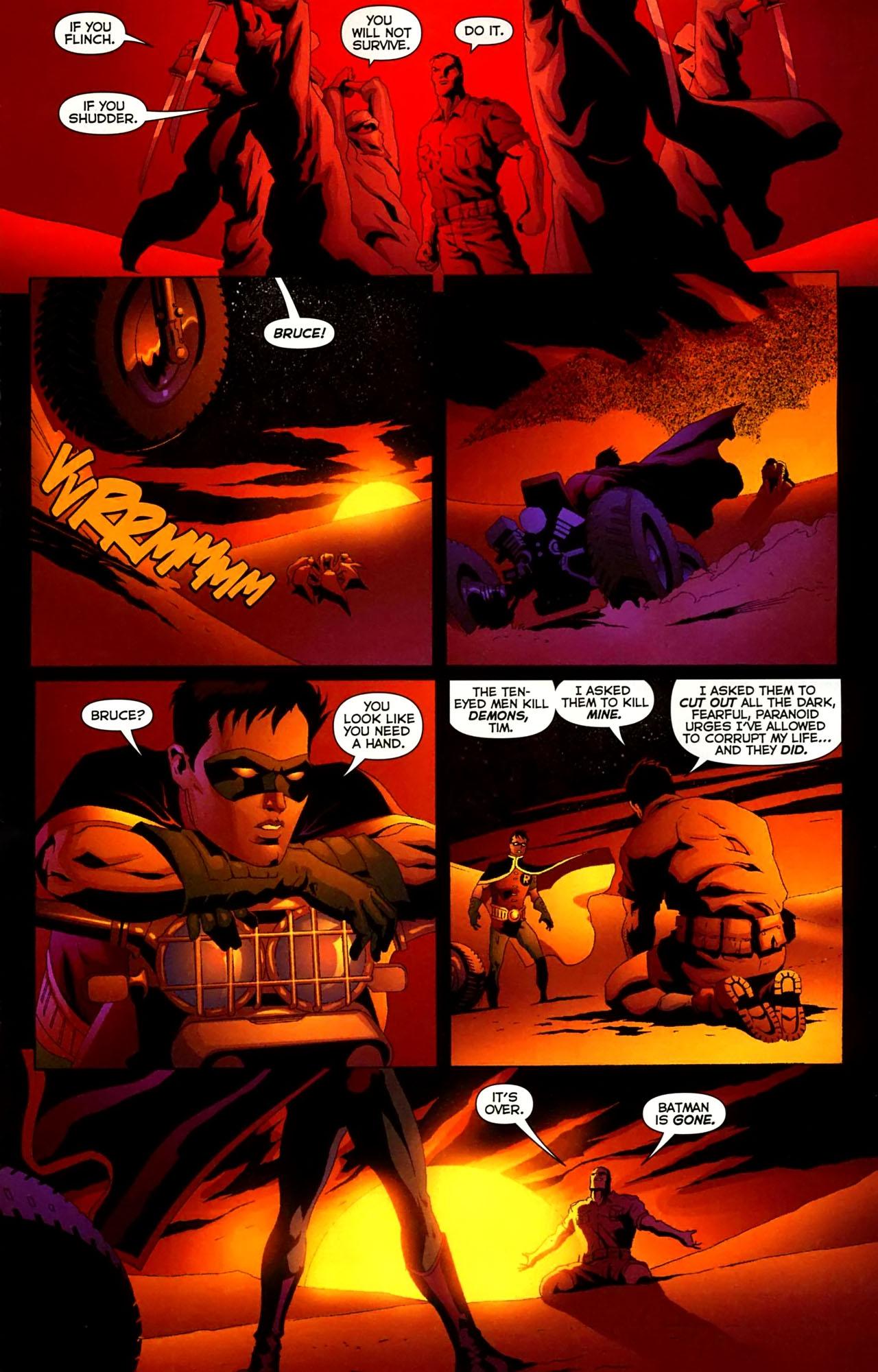 Read online Batman: The Black Casebook comic -  Issue # TPB - 186