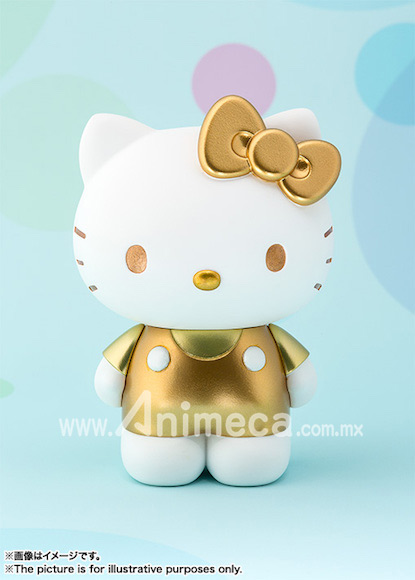 Figura Hello Kitty (Gold) Figuarts ZERO