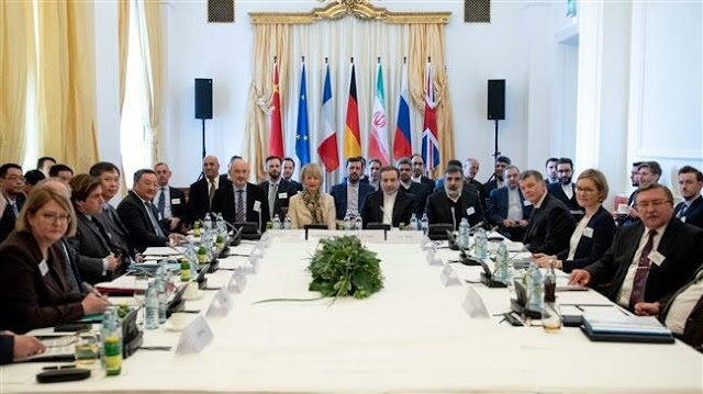 China, France, and Russia being signatories react after Iran's warning shot on nuclear deal