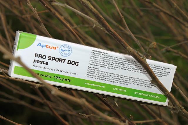 Aptus Pro Sport Dog - recenzja