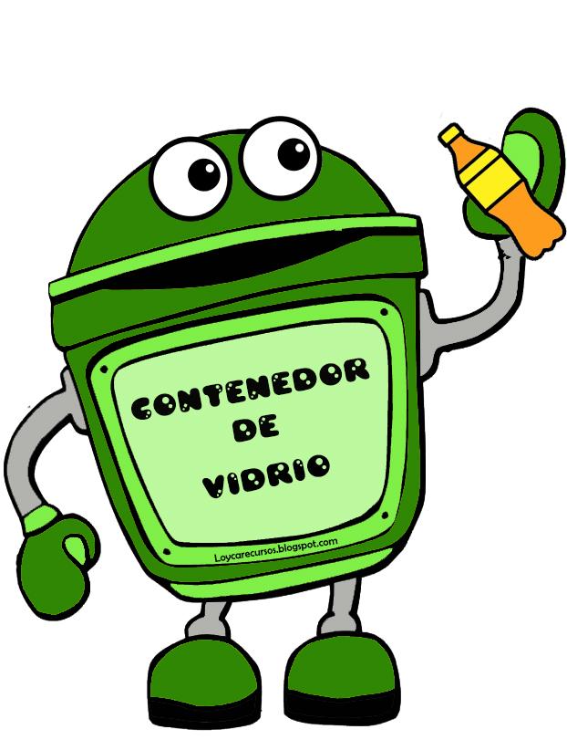 Recursos de educaci n infantil contenedores de reciclaje - Colores para reciclar ...